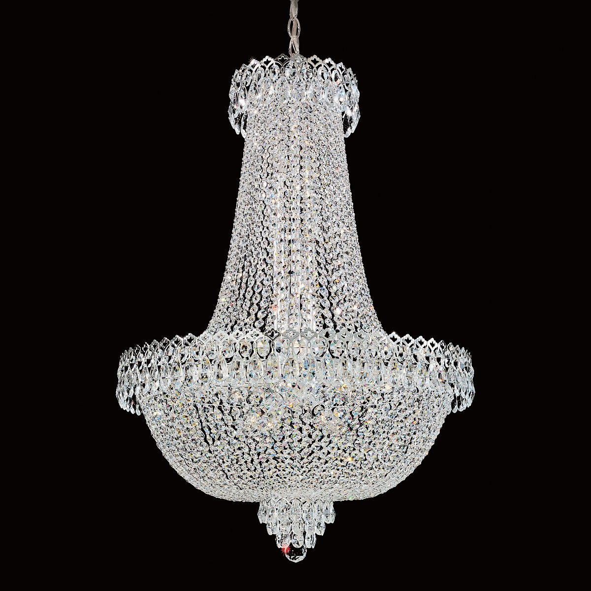 Schonbek Crystal Chandeliers Brooklyn,New York from Accentuations Brand