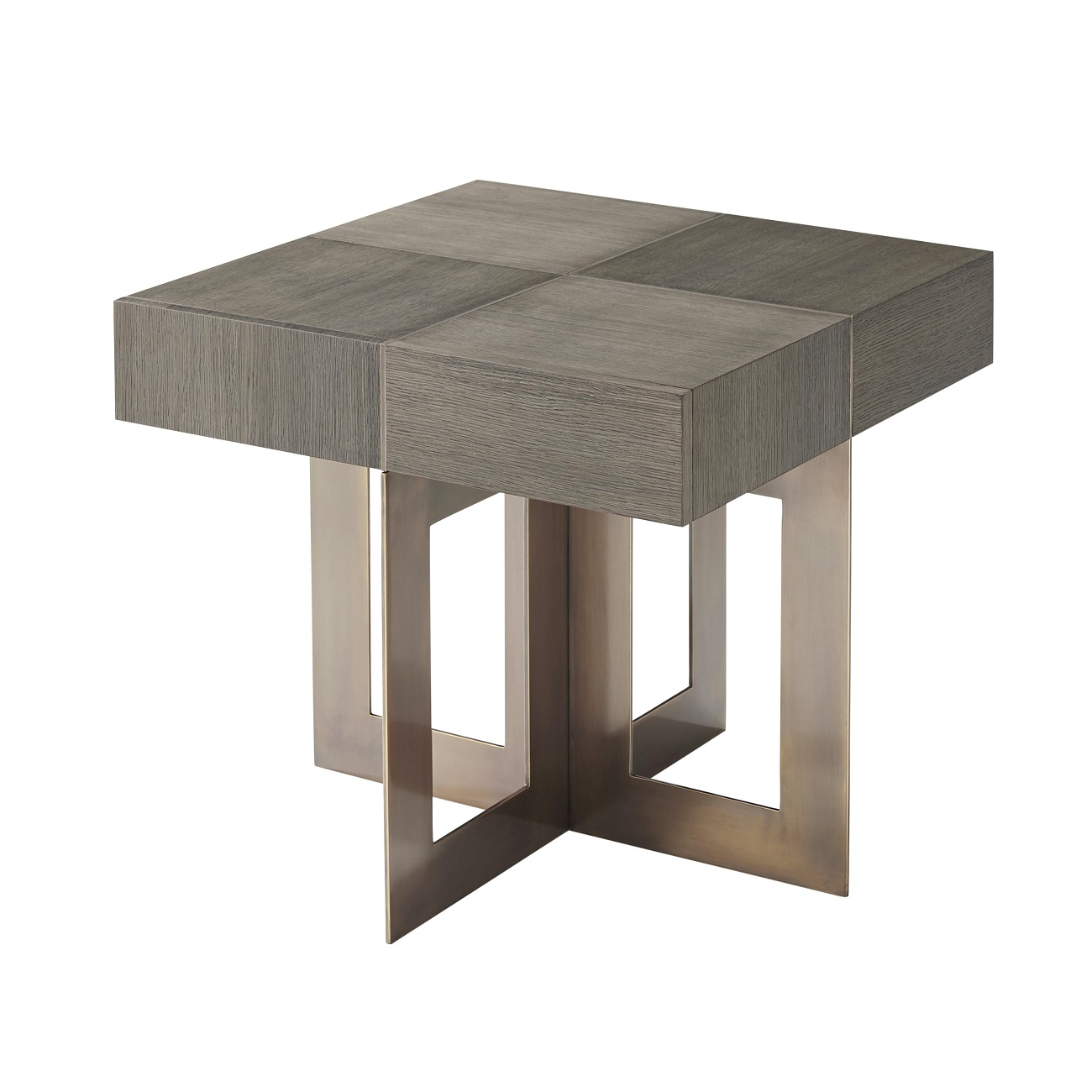 5005 948 Bloc Accent Table theodore alexander