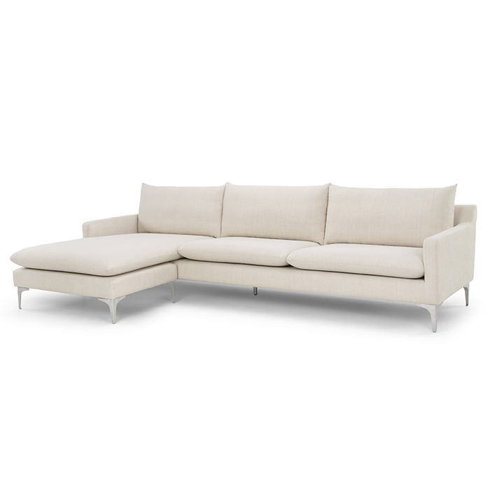 Nuevo Living Sofa1 Brooklyn, New York, Furniture by ABD