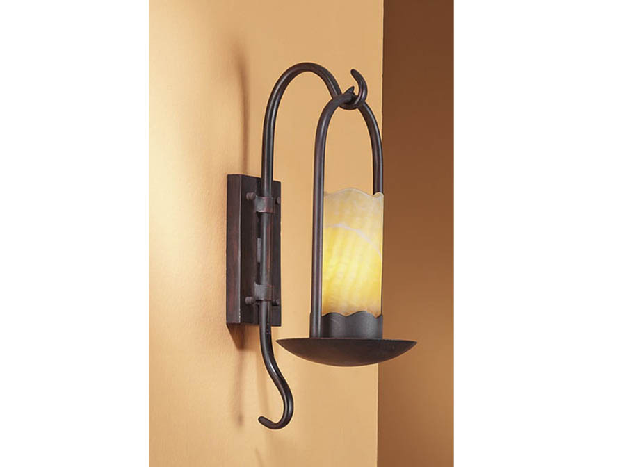 Schuller Candela Wall Lamp Candle Sconces for Walls Brooklyn,New York- Accentuations Brand
