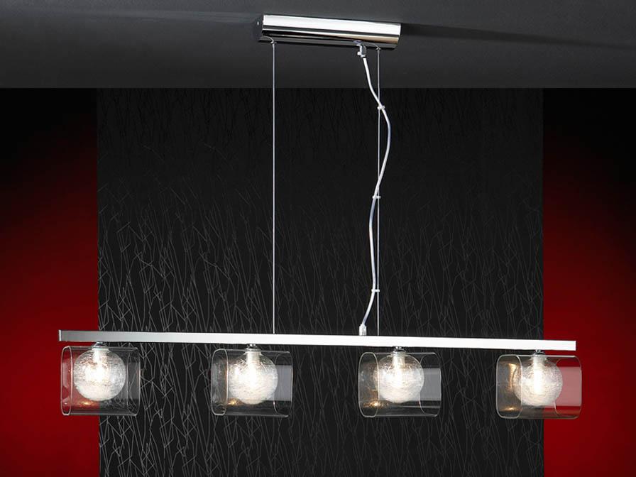 Schuller Eclipse 4l Pendant Lighting Brooklyn,New York- Accentuations Brand
