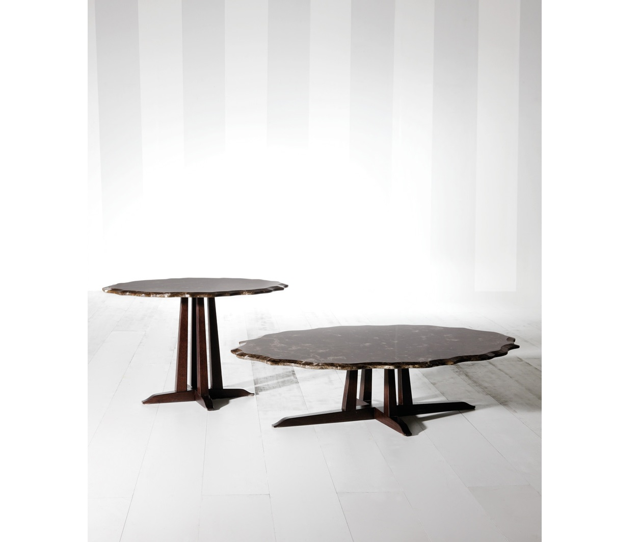 Angelo Cappellini Anatol Art 45041 Cocktail Table for Sale Brooklyn - Furniture by ABD