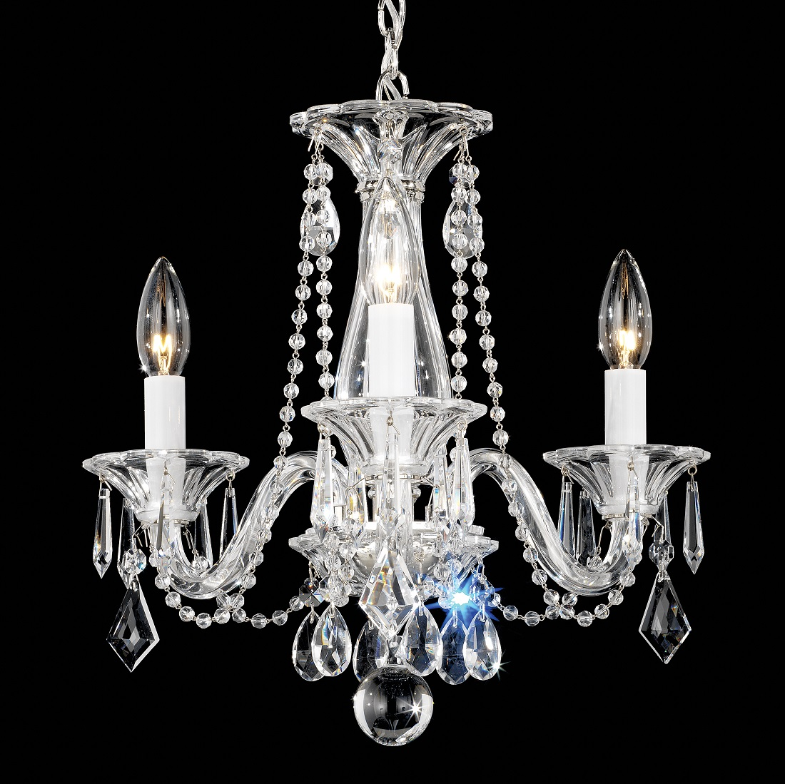 Schonbek Allegro 6993 Contemporary Classic Chandeliers Brooklyn, New York - Accentuations