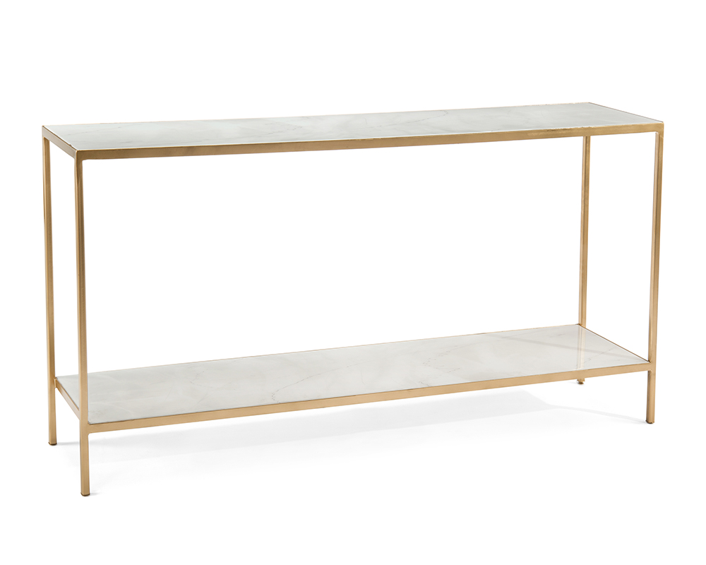 Austin A. James' New Orleans Console Table, John Richard Console Table Brooklyn, New York - Furniture by ABD