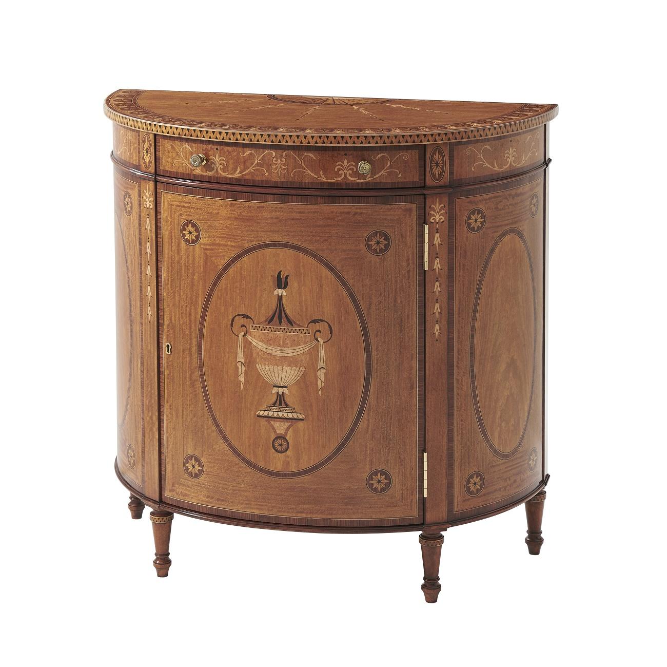 Cabinetmakers Masterpiece, Theodore Alexander Cabinet Brooklyn, New York