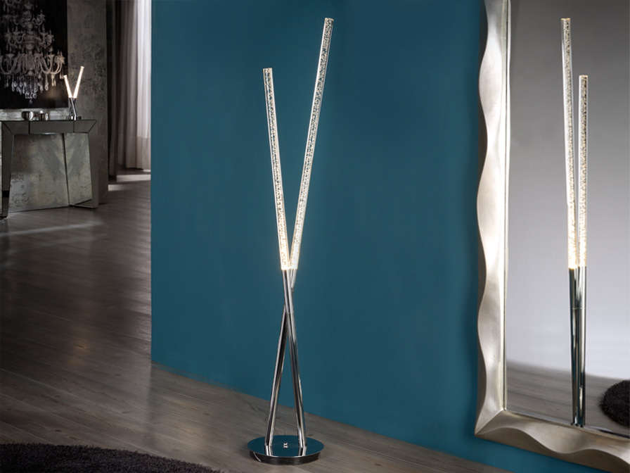 Schuller Cosmo Floor Lamp Table Lamps Brooklyn,New York- Accentuations Brand