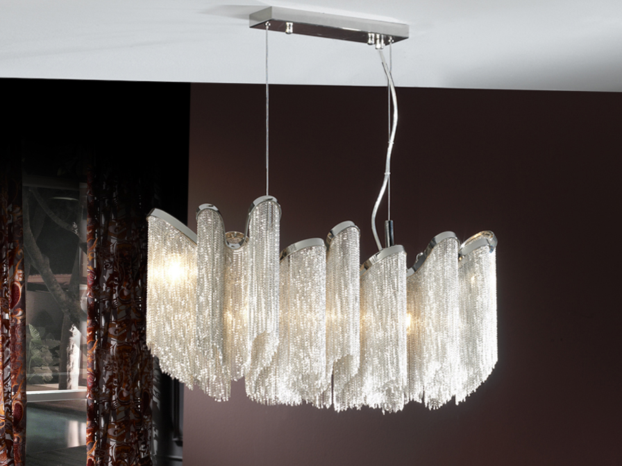 Schuller Astral 5l Pendant Lights Brooklyn,New York- Accentuations Brand