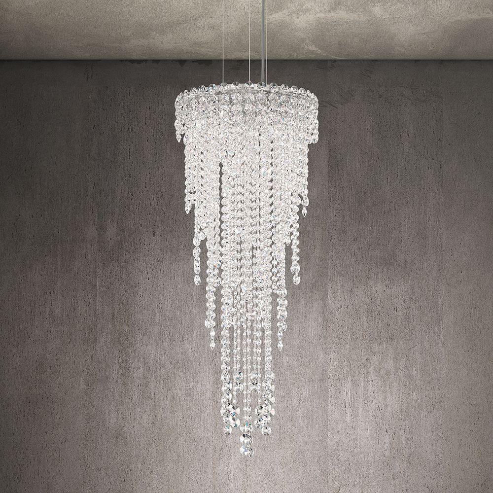 Schonbek  Pendant Lighting Brooklyn,New York- Accentuations Brand