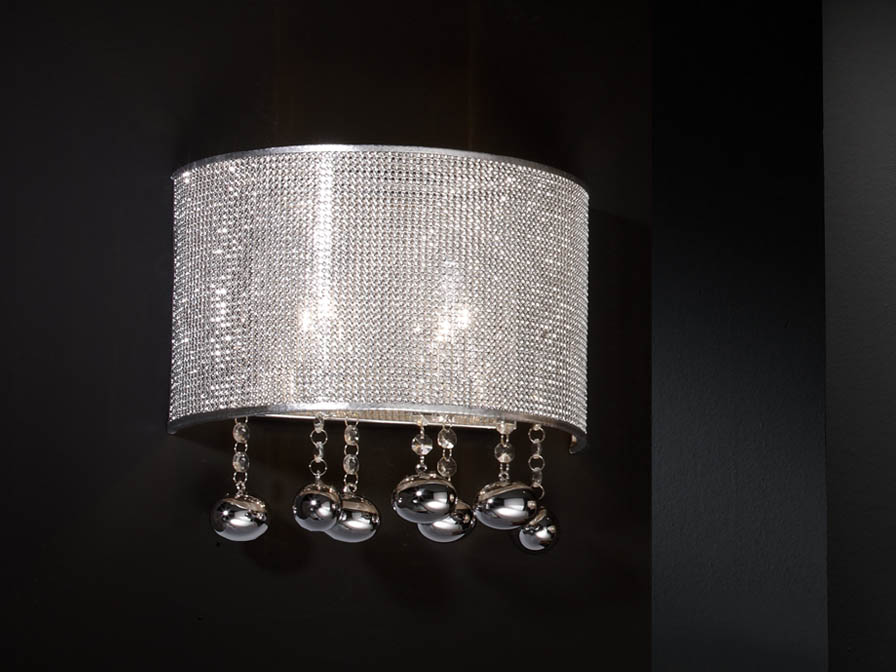 Schuller Andromeda Wall Lamp Candle Sconces for Walls Brooklyn, New York - Accentuations Brand