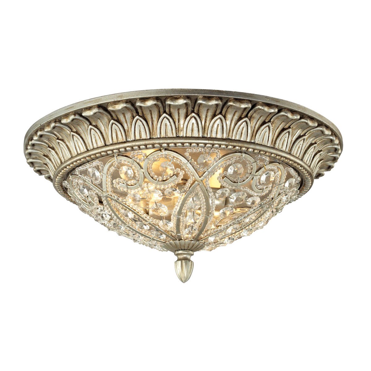 Andalusia 116932 ELK lighting flush mount lighting Brooklyn, New York - Accentuations Brand