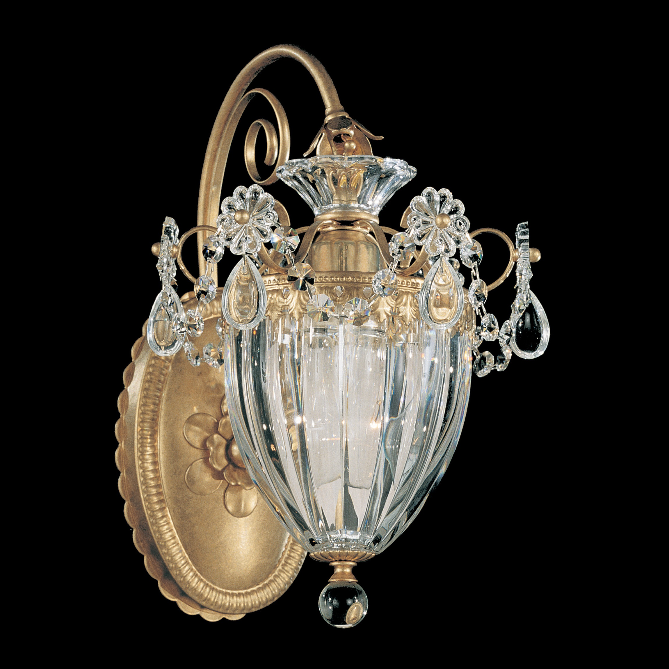 Schonbek Bagatelle 1240 Candle Sconces for Walls Brooklyn,New York- Accentuations Brand