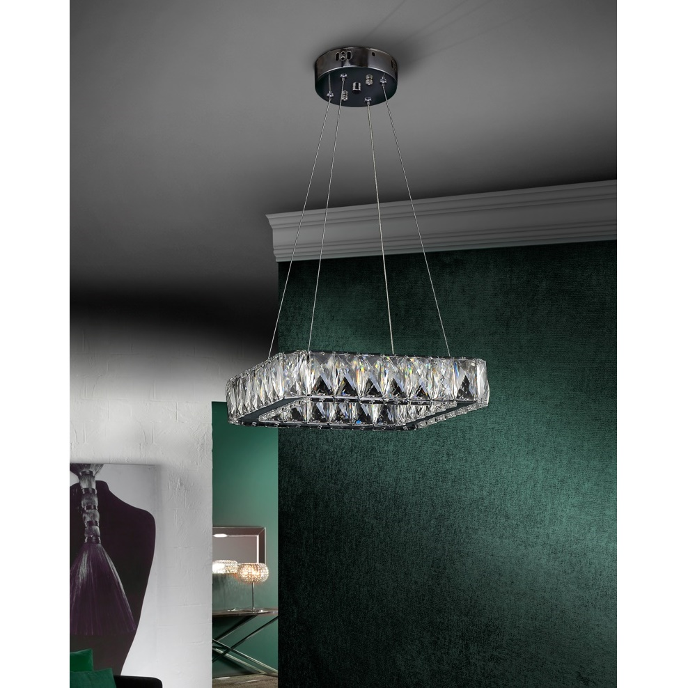 Schuller Diva Pendant Lighting Brooklyn,New York- Accentuations Brand