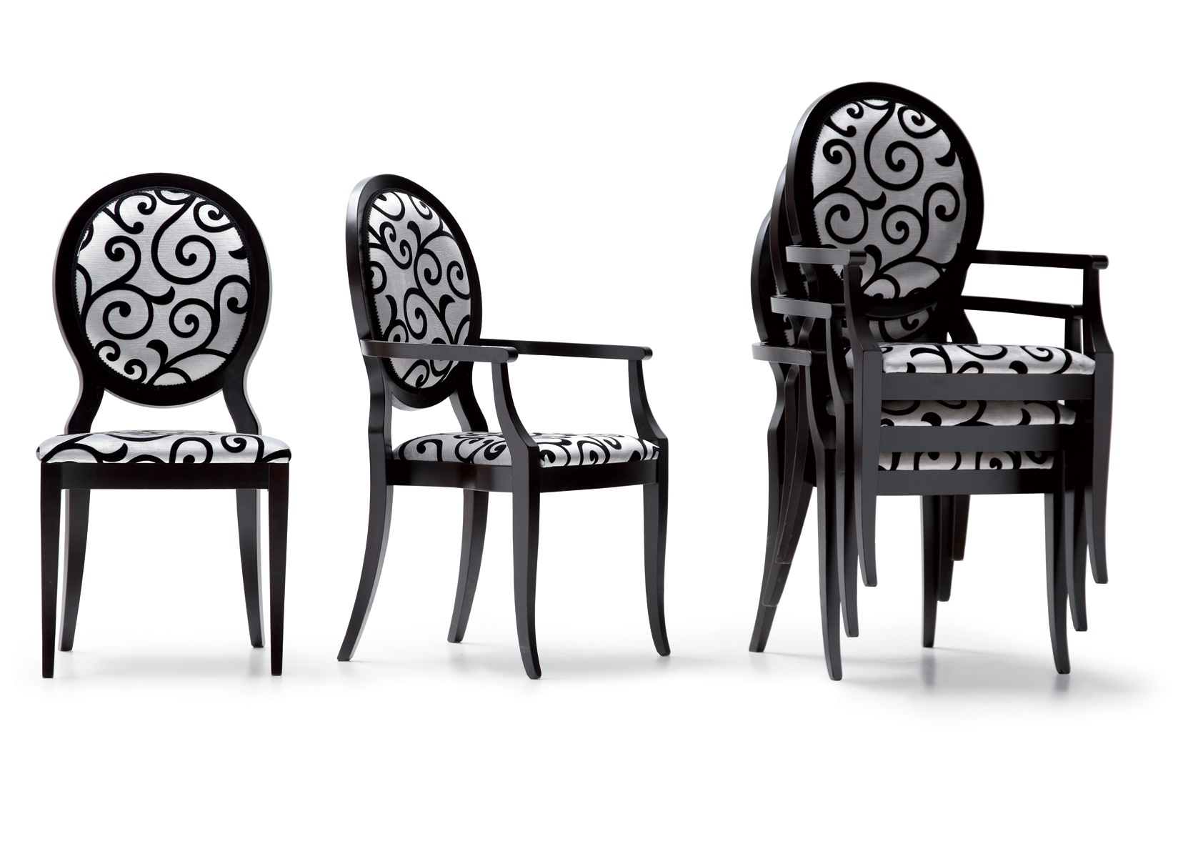 Angelo Cappellini Art 30100 Contemporary Chairs For Sale Brooklyn - Accentuations Brand