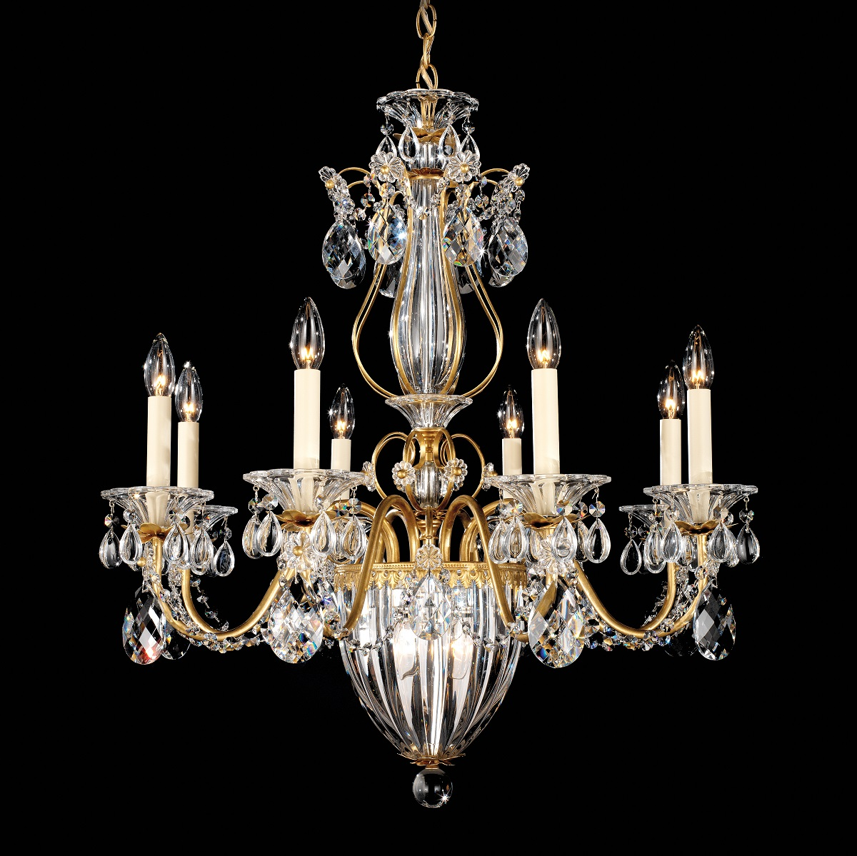 Schonbek Bagatelle Classic Chandelier Brooklyn,New York from Accentuations Brand