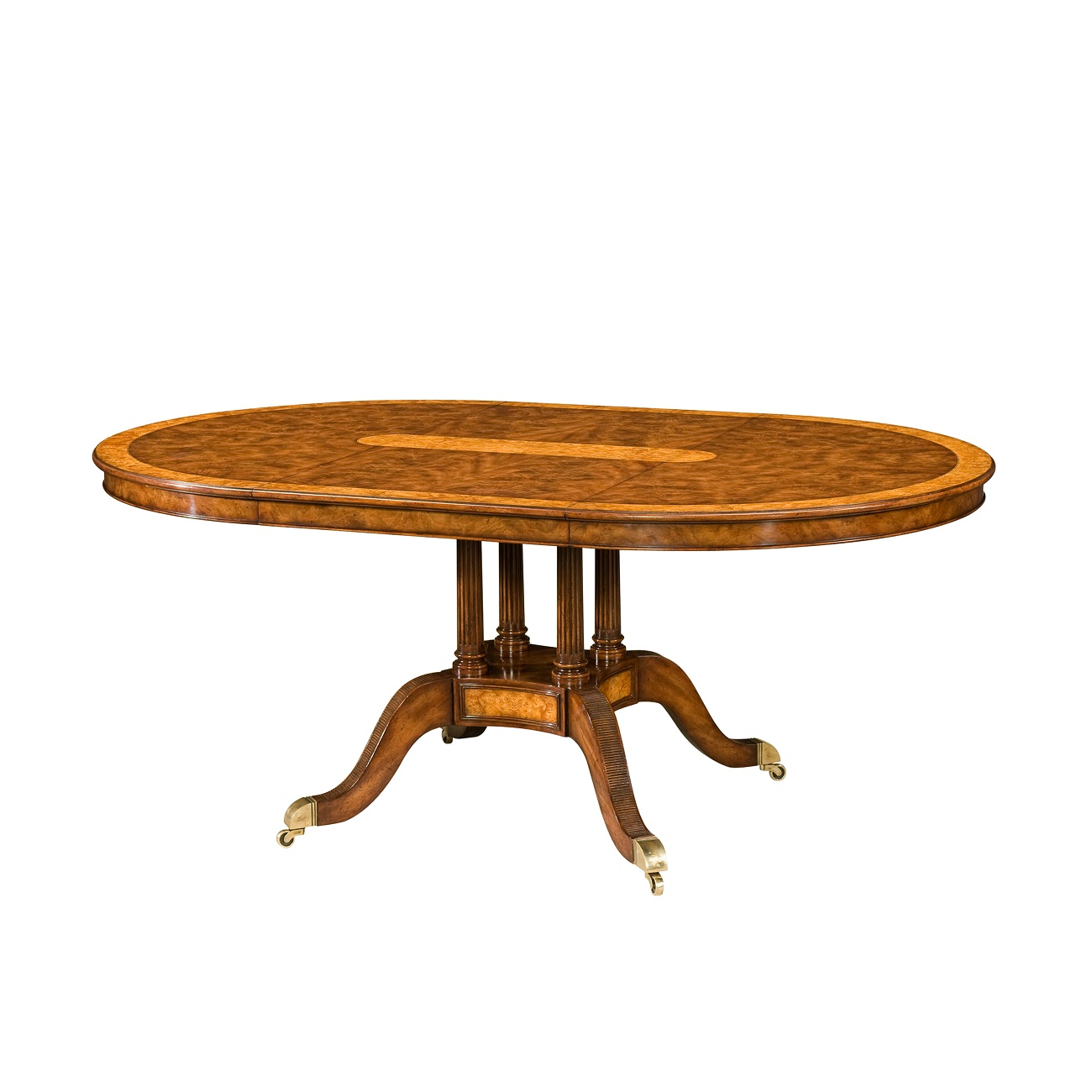 Additional Guests Dining Table, Theodore Alexander Dining Table, Brooklyn, New York