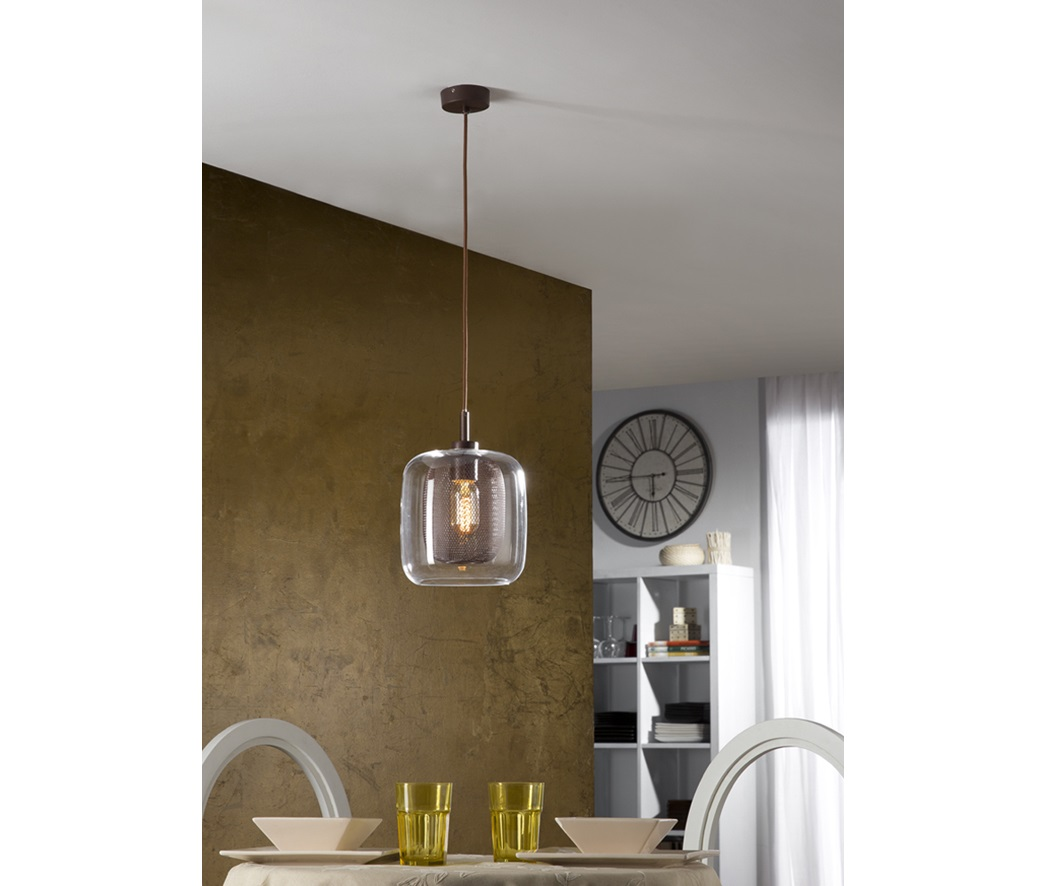 Schuller Fox Pendant 1l Lighting Theodore Alexander, Accent Lamp Table, Brooklyn, New York - Accentuations Brand