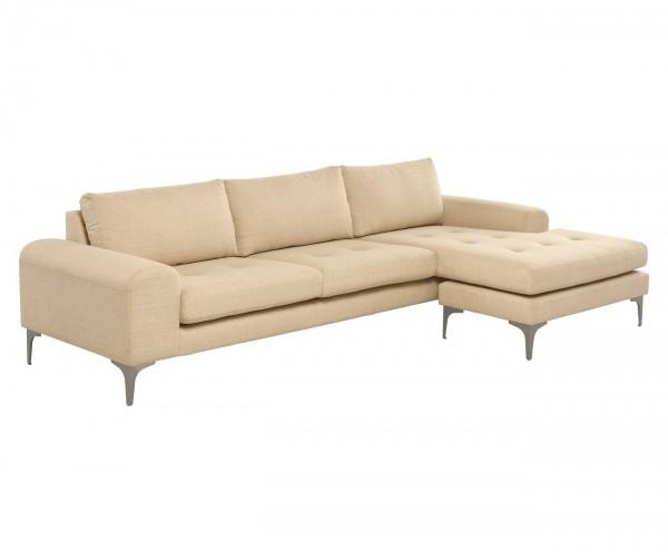 Nuevo Living Sofas, Nuevo Colyn Sectional Sofa
