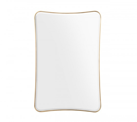 Moran Mirror in Gold, John Richard Mirror
