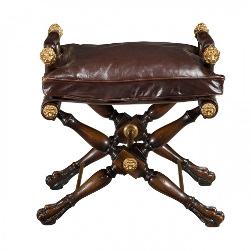 The Director'S Stool theodore alexander 4400 180