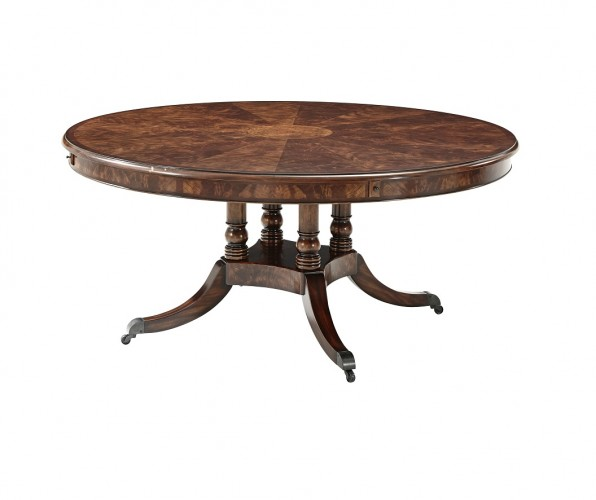 5405 072 Brook Street Supper Dining Table Theodore Alexander