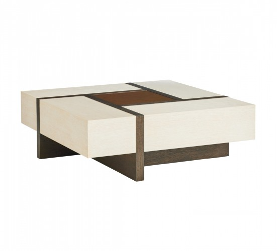 Lexington Links Square Cocktail Table For Sale, Brooklyn, New York, Furniture By ABD