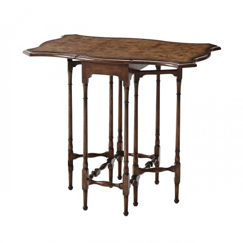 5005 077 Elegant Sutherland Accent Table theodore alexander