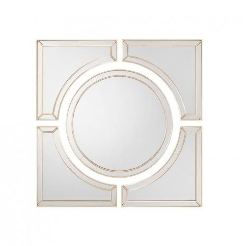 Massimo Mirror, John Richard Mirror, Brooklyn, New York, Furniture by ABD