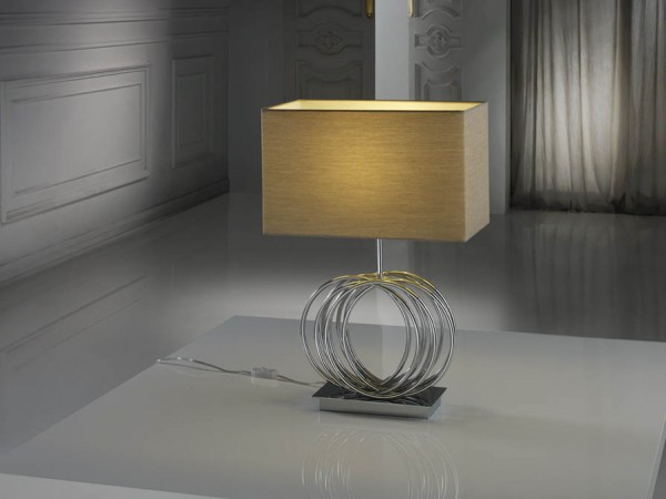 Schuller Anillos Table Lamp Modern Table Lamps for Sale Brooklyn- Accentuations Brand
