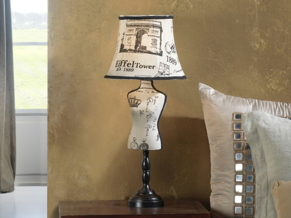 Schuller Vogue Paris Table Lamp Sale Brooklyn,New York - Accentuations Brand