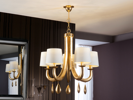 Schuller Gracia Pendant Lighting, Brooklyn, New York - Accentuations Brand