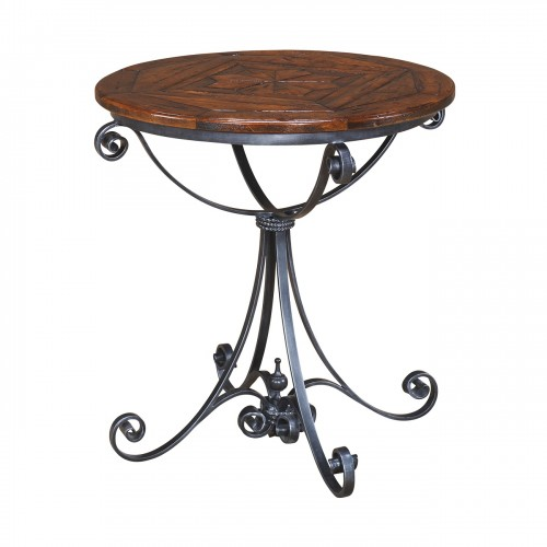 CB50009 The Gardener'S Studio Accent Table Theodore Alexander