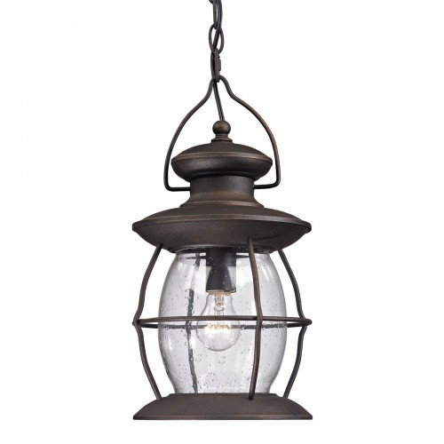 ELK Lighting Village Lantern 47043 Outdoor Light Fixtures Brooklyn,New York - Accentuations Brand