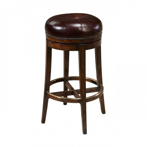 The Barolo Swivelling Bar Chair Bar Stool theodore alexander 4400 184