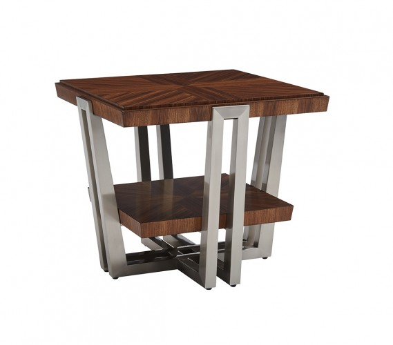 Kitano Gianni Square End Table, End Tables For Sale Cheap