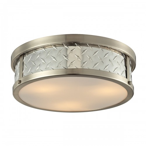 Diamond Plate 314223 ELK lighting unique flush mount ceiling lights Brooklyn,New York