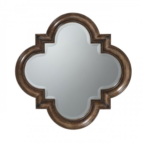 3105 124 Uppingham Cavetto Mirror Theodore Alexander