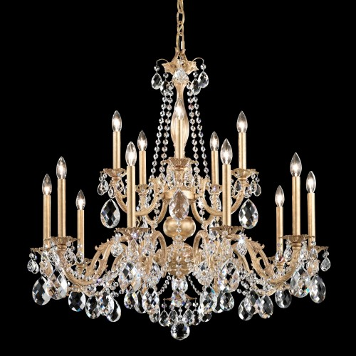 Schonbek Crystal Chandeliers Alea Al6535 Brooklyn, New York – Furniture by ABD