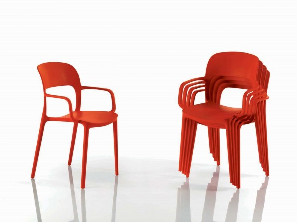 Gipsy Arm Chair, Bontempi Chairs