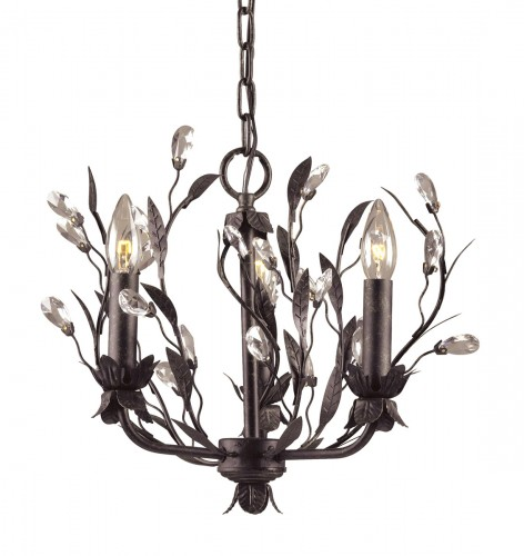 Crystal Chandelier ELK Lighting, Furniture by ABD, Accentuations Brand