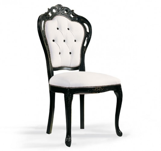Seven Sedie, Traforata Chair 0209s, Side Chairs on Sale, Accentuations Brand, Furniture by ABD