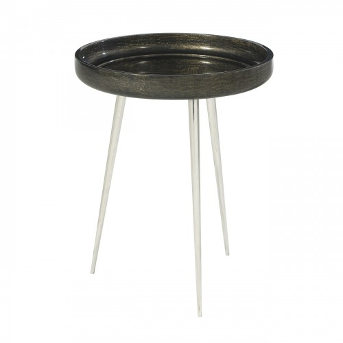 KEN05063 Dished Accent Table Theodore Alexander