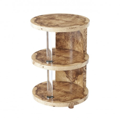 5005 929 Terrace Accent Table theodore alexander