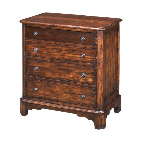 CB60003 Bedside Chest Theodore Alexander