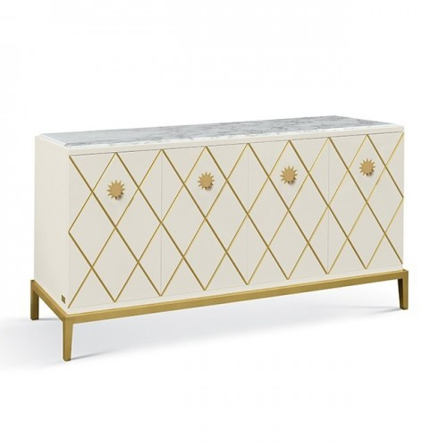 Gatsby Sideboard with marble, Cavio Casa Sideboard with marble