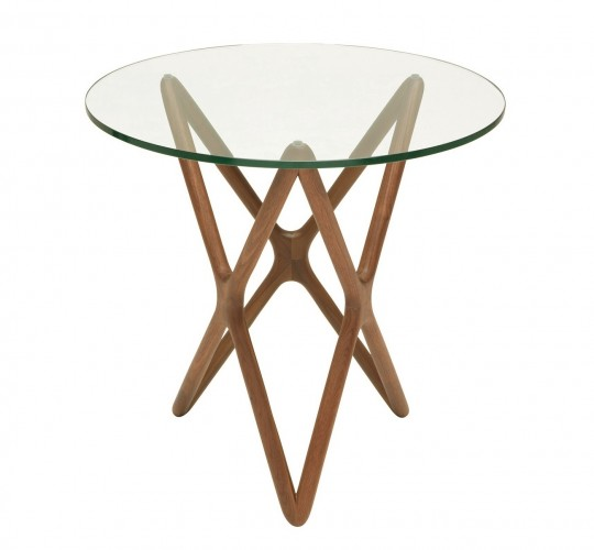 Nuevo Modern Furniture, Star Side Table