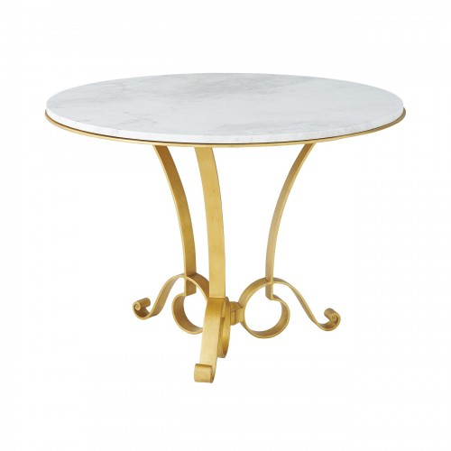 Mandeville Centredining Table, Theodore Alexander Table Brooklyn, New York