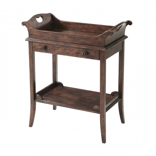 CB50024 The Herb Garden Accent Table Theodore Alexander
