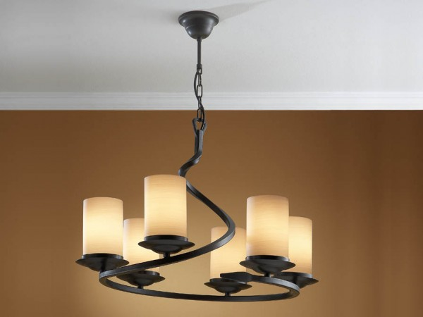 Schuller Crisol 6l Pendant Lighting Brooklyn,New York- Accentuations Brand