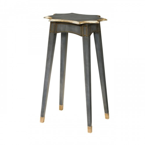Rain Splash Accent Table, Theodore Alexander Table, Brooklyn, New York, Furniture by ABD