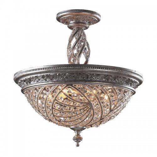 ELK lighting led flush mount ceiling lighting, Furniture by ABD, Accentuations Brand. Brooklyn, New York